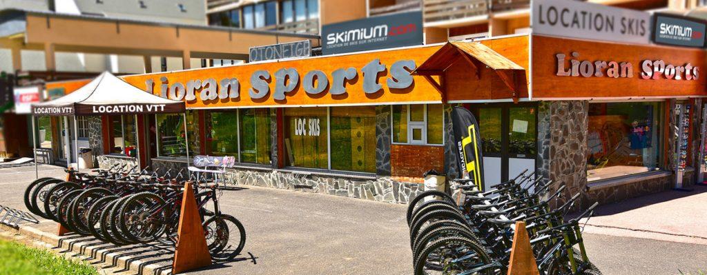 VTT location de VTT électrique Le Lioran Cantal Auvergne