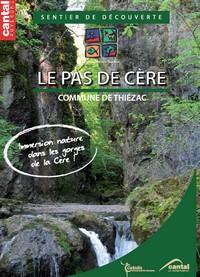 livret Pas de Cère Cantal