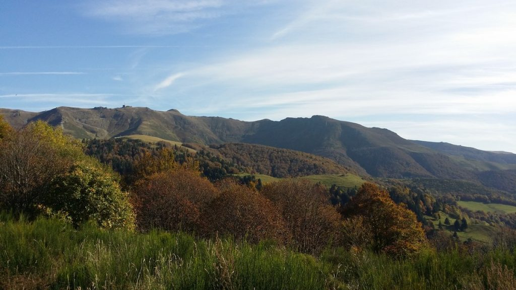 Plomb du Cantal Le Lioran Cantal Auvergne