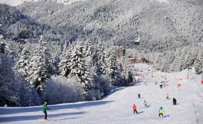 Station de ski du Lioran activités neige
