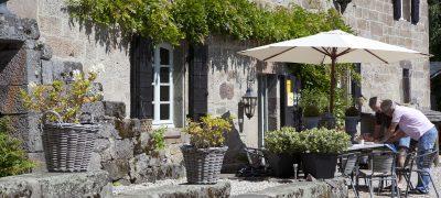 Gîte etape et séjour en Auvergne