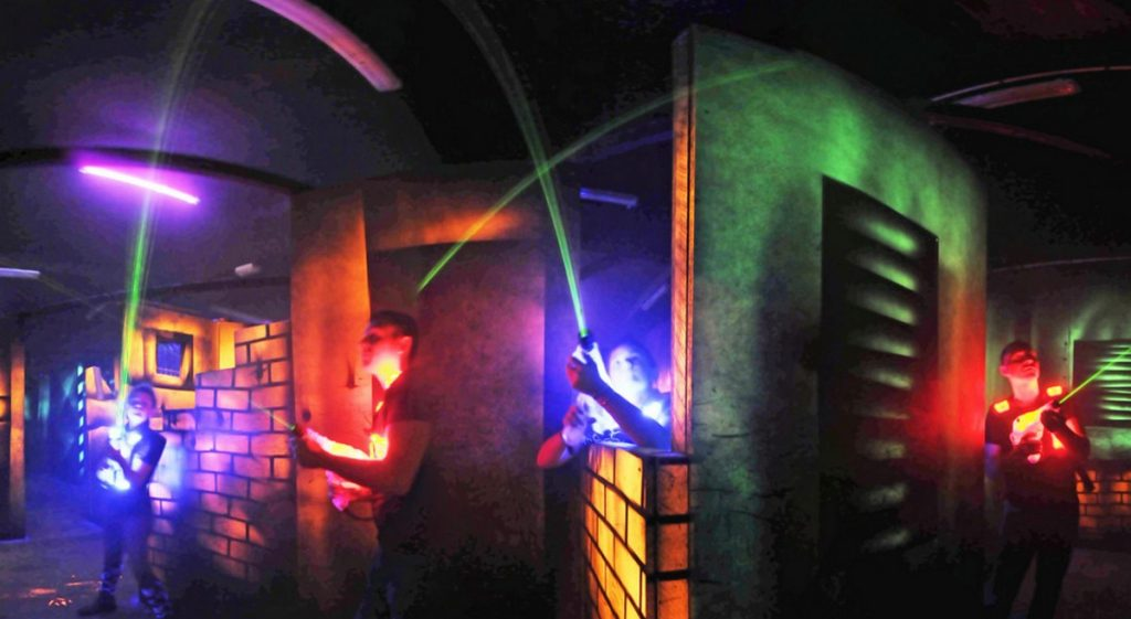 Laser Game Aurillac cantal Auvergne