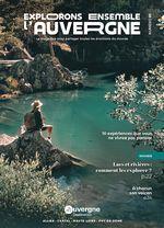 couverture magazine auvergne tourisme