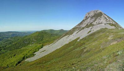 Puy Griou Cantal Auvergne