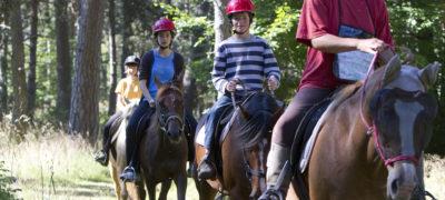 Equustur : le grand volcan à cheval