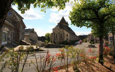 Eglise de Raulhac cantal
