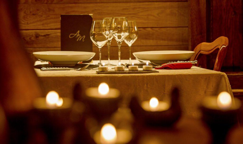 Auberge des Montagnes pailherols Cantal auvergne restaurant bib gourmand