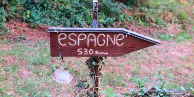 Chemin de Compostelle Via Arverna