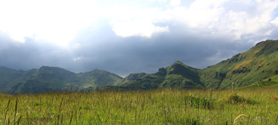 Le massif Cantalien