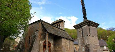 Eglise Jou sous Monjou Monuments Historiques