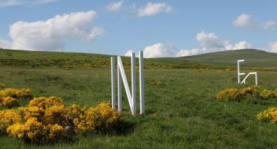 Sculpture Camille Henrot à Pailherols en Auvergne