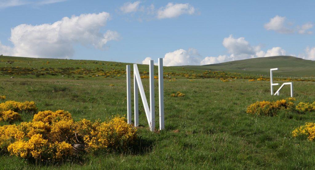 Ma Montagne Camille Henrot art contemporain Cantal Auvergne