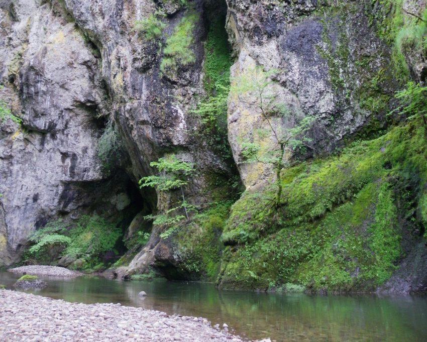 Gorges Pas de Cère Cantal Auvergne