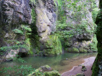 Les Gorges du Pas de Cère à Vic sur Cère Cantal Auvergne