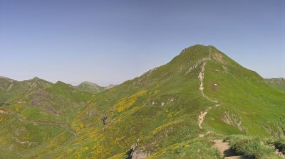 Le Puy Mary Volcan du Cantal