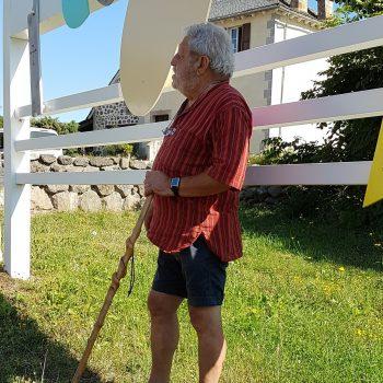 Visite commentée de pailherols Cantal