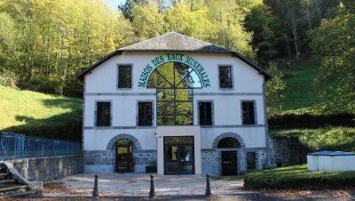 musée Maison des Eaux Minérales à Vic sur Cère Cantal