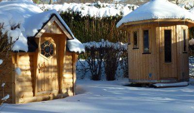 Camping des Blats les Kotas dans le Cantal