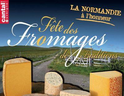 Fête des Fromages Pailherols Cantal