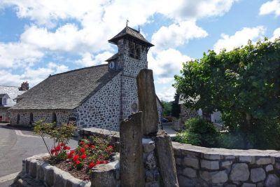 Eglise de Pailherols Cantal Auvergne