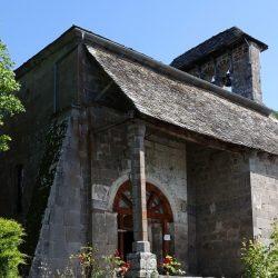 eglise romane de jou sous monjou