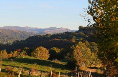 paysage d'automne carlades massif cantalien