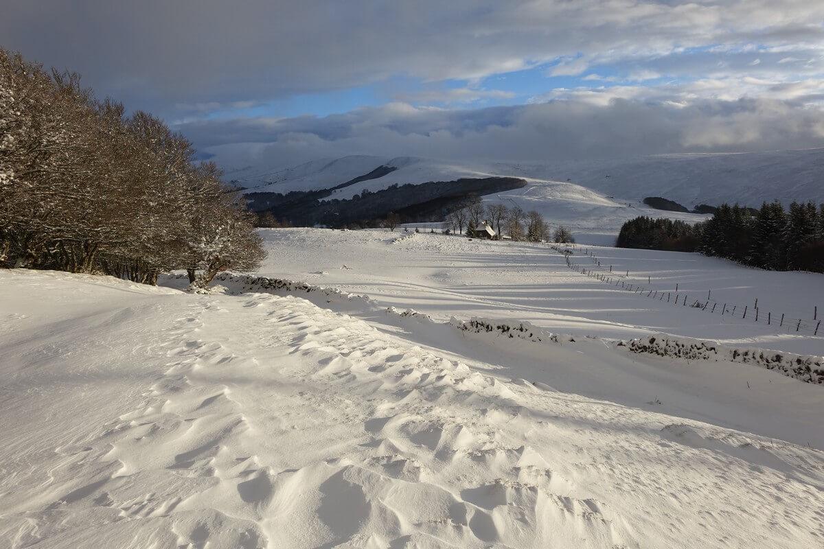 La Tuillère Cantal Auvergne France
