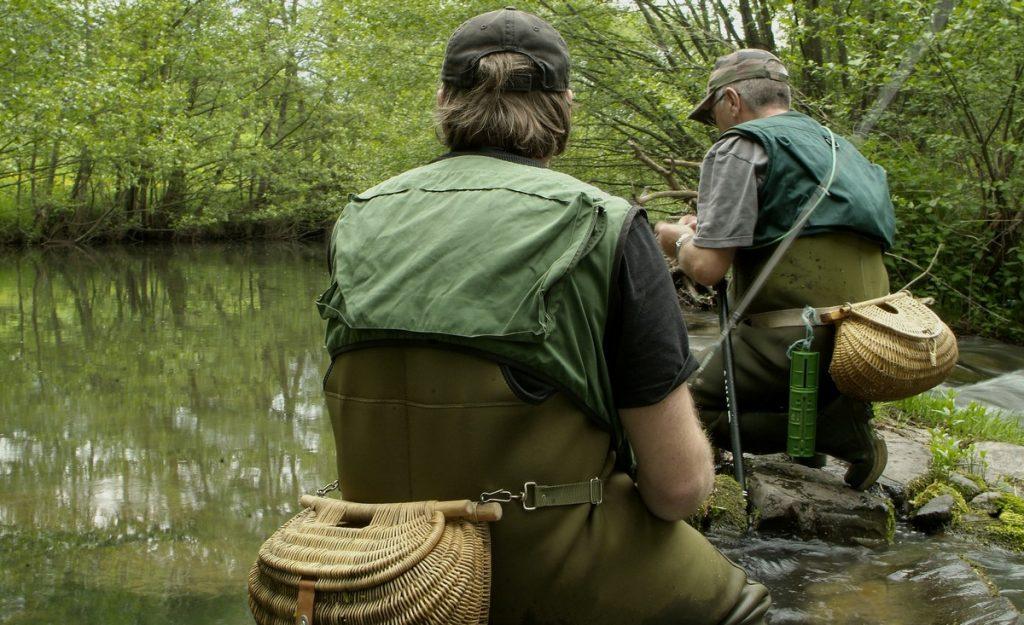 Pescar en Francia