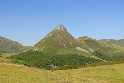 Puy Griou dans le Cantal en Auvergne