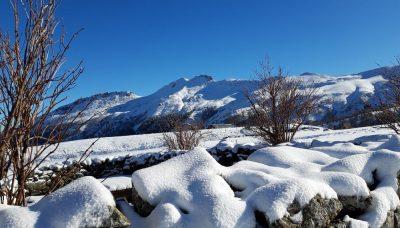Vacances hiver dans le Cantal Auvergne