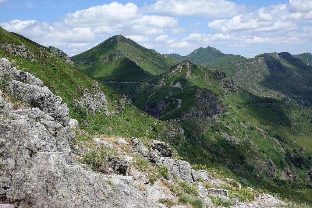 Massif Cantalien Puy Mary