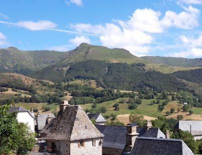 Hameau des Chazes Cantal