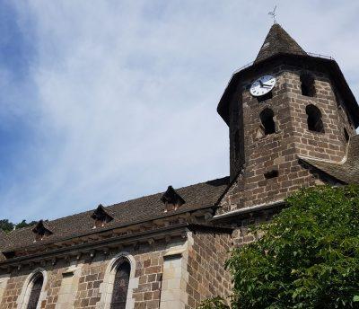 Eglise St Pierre de Vic sur Cère