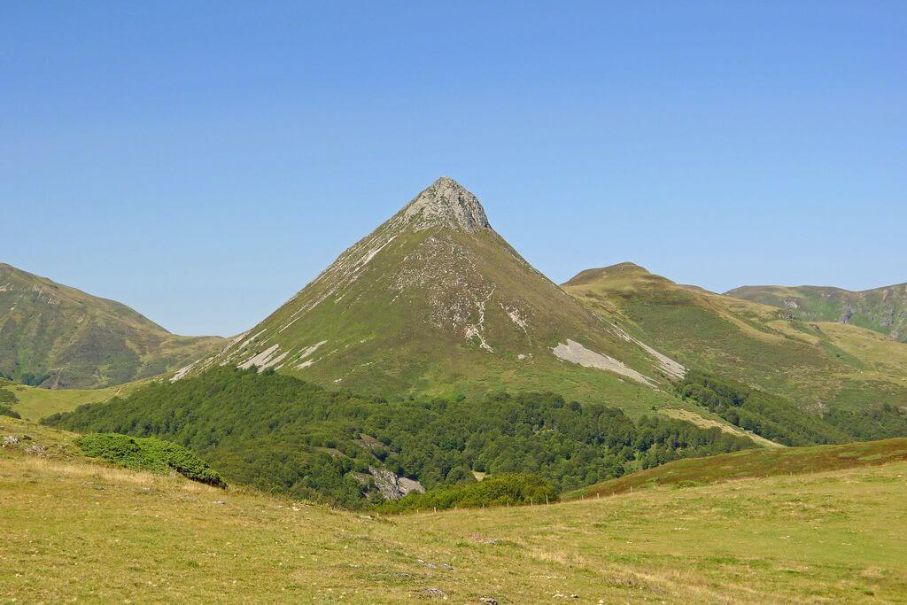 Puy Griou Auvergne France
