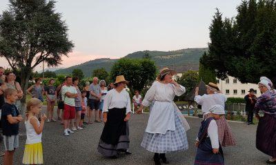 danse foklorique auvergne cantal