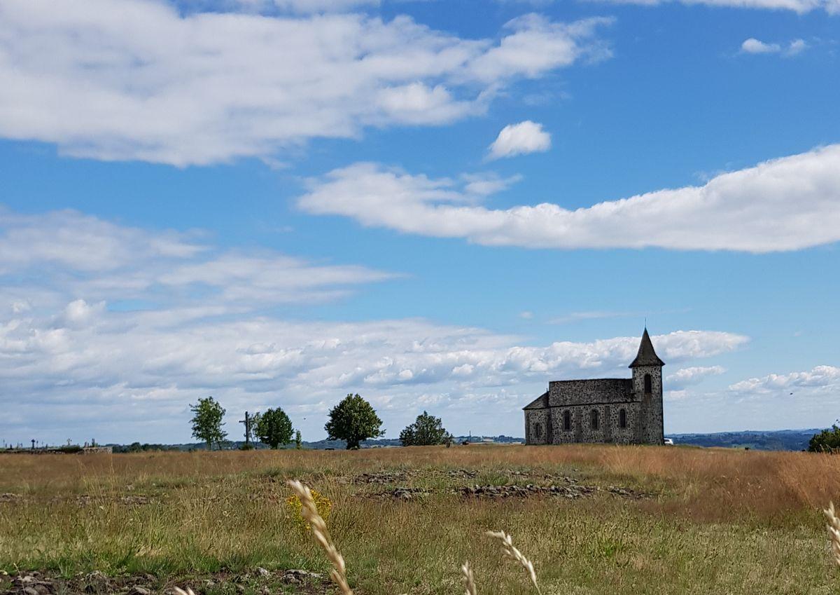 Ronesque dans le Cantal Auvergne