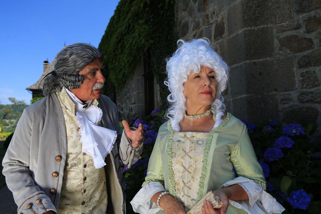 Animations journees patrimoine Chateau de Pesteils