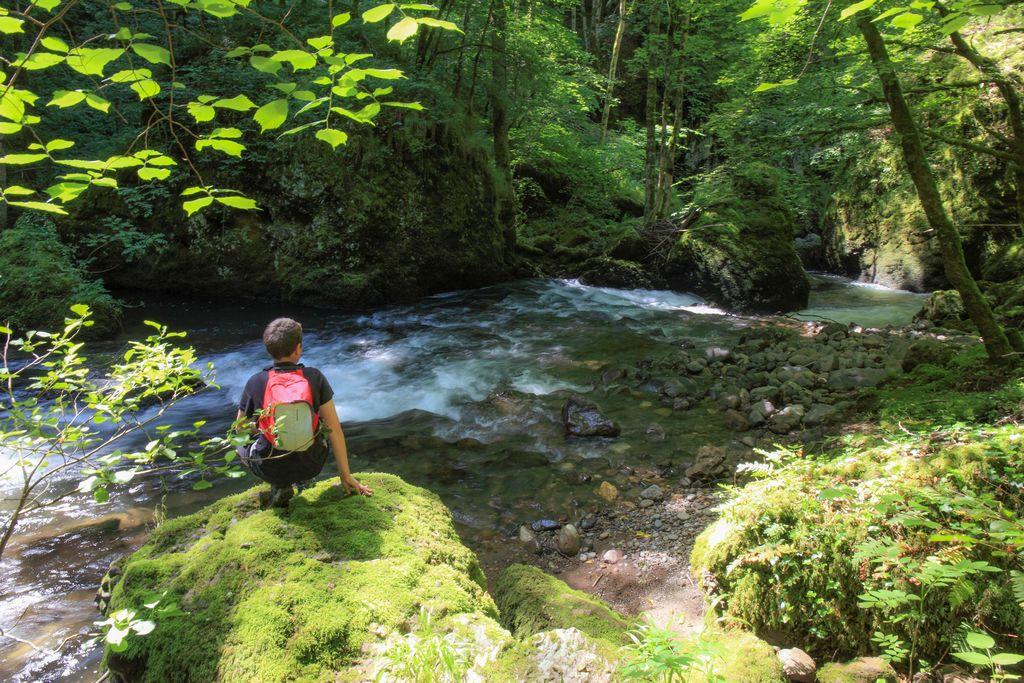 Gorges du Pas de Cère Cantal