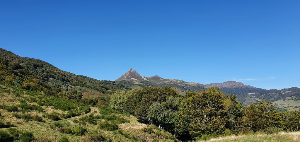 Puy Griou dans le Cantal